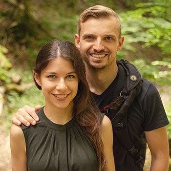 Sandra und Alex von die moderne Kräuterhexe
