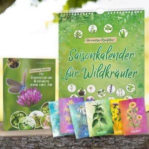 Kräuterhexe Frühlings Set