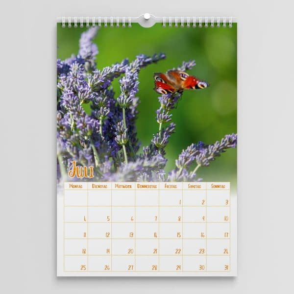 Kalender 2022 Juli