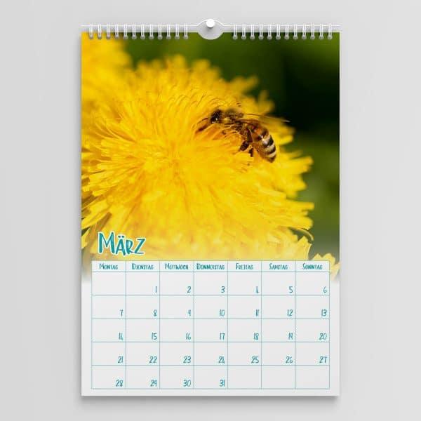 Kalender 2022 März