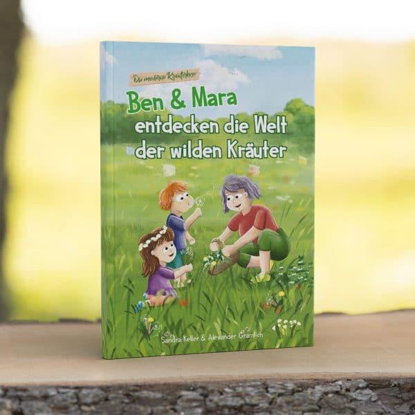 Ben und Mara entdecken die Welt der wilden Kräuter